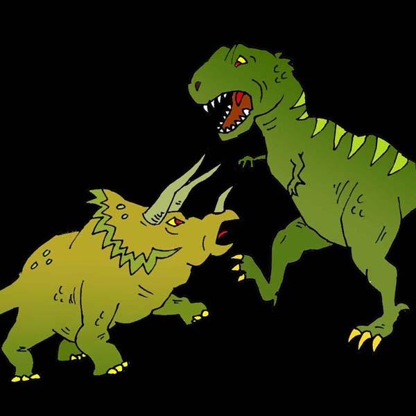 12.20 Aaaaaaaaaaaaagh! Dinosaurs!