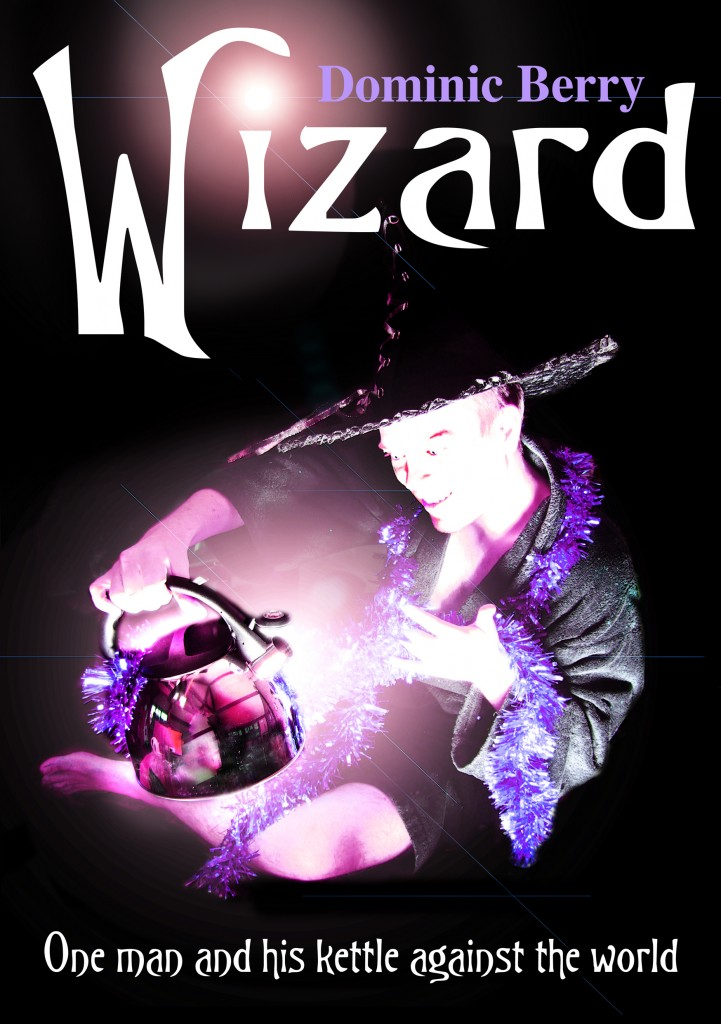 Wizard A5 flyer